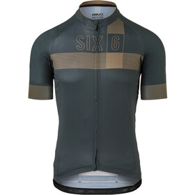 AGU Six6 Classic III SS Jersey Men, green